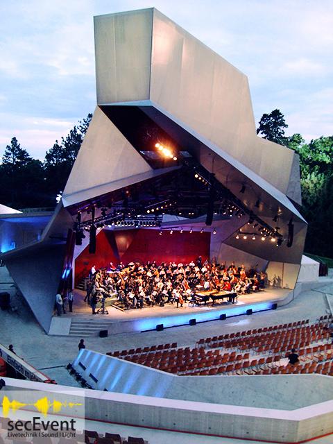 Konzert in Grafenegg